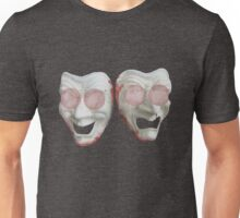 Tragicomedy Unisex T-Shirt