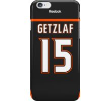 Anaheim Ducks Ryan Getzlaf Jersey Back Phone Case iPhone Case/Skin