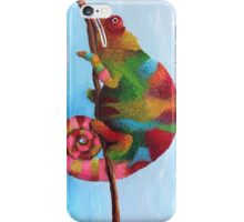 Cameleon iPhone Case/Skin