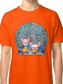 Pinkman and the Brain Classic T-Shirt