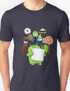 11 Androids Unisex T-Shirt