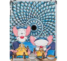 Pinkman and the Brain iPad Case/Skin