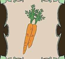 Gardener's Delight | Carrots by pdgraphics