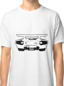 lamborghini contach 5000 backend Classic T-Shirt