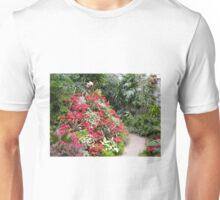 Flower Drift Unisex T-Shirt