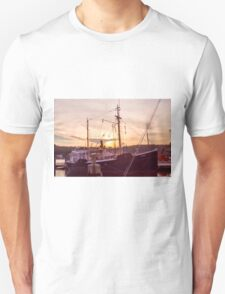 Evening At The Seaport T-Shirt