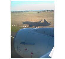 Shadow plane Poster