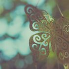 Bokeh With Butterfly Wings by Honey Malek
