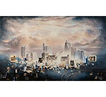 Raleigh Nocturne Photographic Print