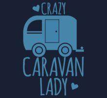 Crazy Caravan Lady One Piece - Long Sleeve