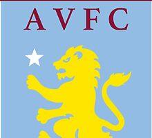 Aston Villa Til I Die by mykullross