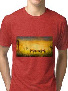 Squaring Up Tri-blend T-Shirt
