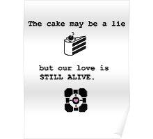 Portal Love (1) Poster