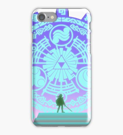 The Legend of Zelda - Door of Time iPhone Case/Skin