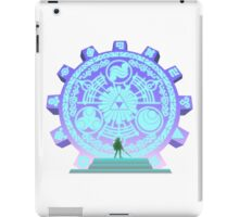 The Legend of Zelda - Door of Time iPad Case/Skin