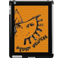 MOLOKO VELLOCET ALEX DELARGE iPad Case/Skin