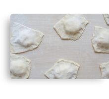 Raw Baratfule Sweet Pastry Canvas Print