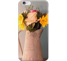 Flowers and Garden iPhone Case/Skin