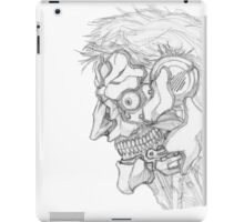 Attack On Titan Drawing iPad Case/Skin