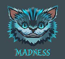 Madness by Artgenevieve