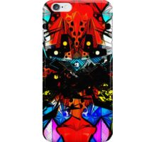 Abstract Robot iPhone Case/Skin