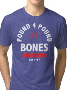 Jon Jones (NL) Tri-blend T-Shirt