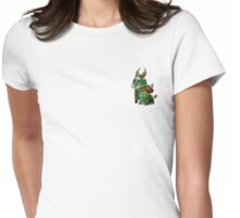 Nature's Prophet w/ Shagbark Pocket T-Shirt - DOTA 2 Womens Fitted T-Shirt
