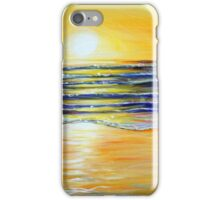 New Year's Eve Sunset iPhone Case/Skin