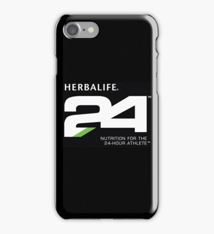 Herbalife 24 hour Athlete iPhone Case/Skin