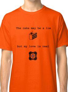Portal Love (2) Classic T-Shirt