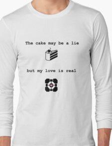 Portal Love (2) Long Sleeve T-Shirt