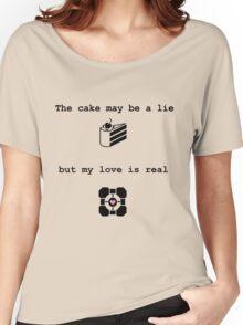 Portal Love (2) Women's Relaxed Fit T-Shirt
