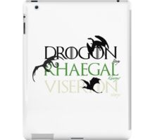 The Dragons iPad Case/Skin