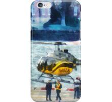 Manhattan Heliport iPhone Case/Skin