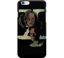X-Files iPhone Case/Skin