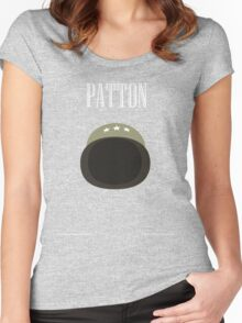 Patton Women's Fitted Scoop T-Shirt