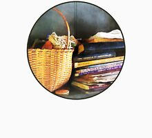 Books, Basket and Quills Unisex T-Shirt