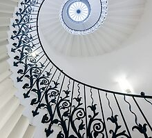 Spiral Staircase by Matt Malloy
