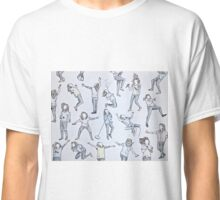 Harry Styles Sketch Design Classic T-Shirt