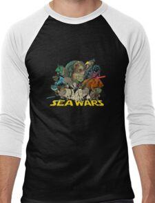 SEA WARS! Men's Baseball ¾ T-Shirt