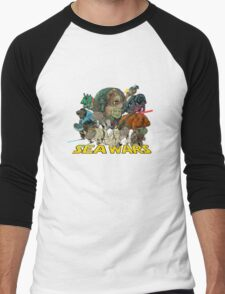 SEA WARS! Men's Baseball ¾ T-Shirt