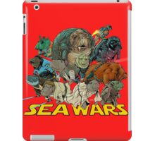 SEA WARS! iPad Case/Skin