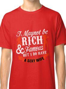 wife Classic T-Shirt