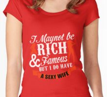 wife Women's Fitted Scoop T-Shirt