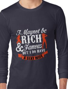 wife Long Sleeve T-Shirt