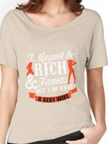 wife Women's Relaxed Fit T-Shirt