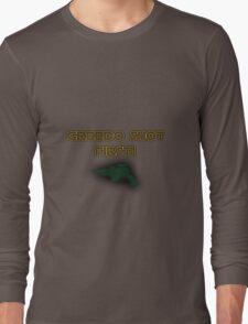 Star Wars - Greedo Shot First! Long Sleeve T-Shirt