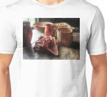 Clay Pitchers, Bowl and Baskets Unisex T-Shirt