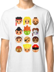 Street Fighter 2 Mini Classic T-Shirt