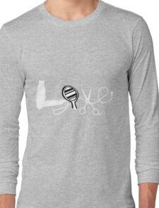 Barber Long Sleeve T-Shirt
